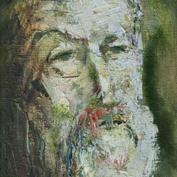Сережи. Холст масло. 30х20. 2009 350x350 - Портрет Сережи, х.м., 30х20, 2009