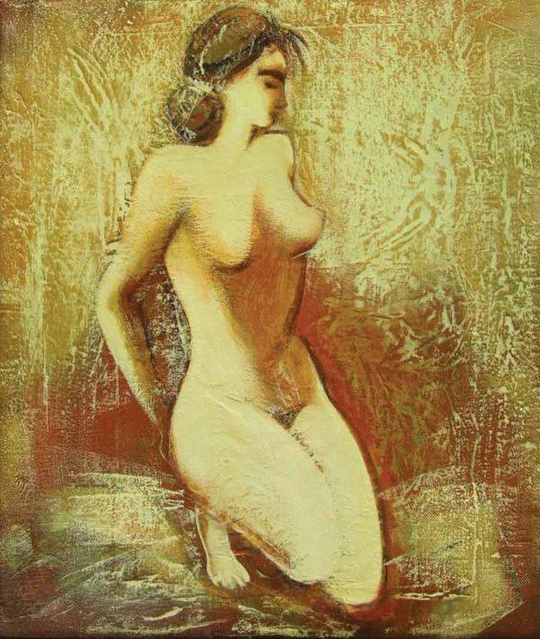 Munich memories, 63х54, oil on canvas, 1999-2002