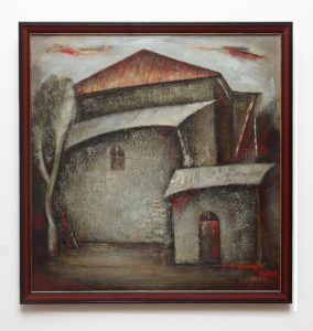 с красной крышей 2009 2011 хм 284x300 - Дом с красной крышей 2009-2011 хм