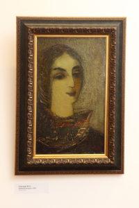 портрет 1982 хм 200x300 - Женский портрет 1982 хм