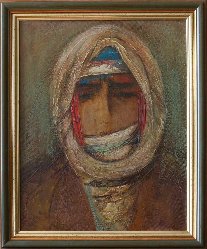 2005 хм 45х35 - Курдянка, 45х35, х.м., 2005