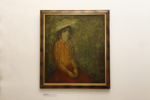 Карины 1991 хм 300x200 - Портрет Карины 1991 хм