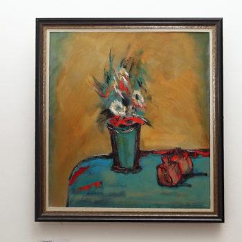 2015 х.м. 80х70 350x350 - Still-life, 80x70, oil on canvas, 2015