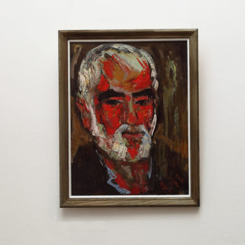 Артюша 2014 52х41 орг. м. 350x350 - Portrait of Artyush, 52x41, oil on faberboard, 2014