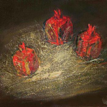 хм 40х50 2006 350x350 - <b>Непреходящее<br>Краткие заметки о творчестве Юрия Григоряна </b>, «Декоративное искусство», 04.2007,  Александр Григорьев