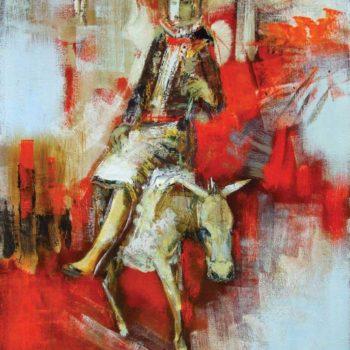 хм 80х60 2006 350x350 - Viator, oil on canvas, 80x60, 2006