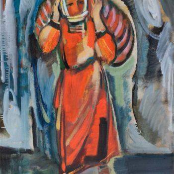 . Холст масло. 100х80. 2009 1 350x350 - Wanderer, oil on canvas, 100x80, 2009