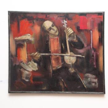 2014 хм 350x350 - Capriccio, 100х120, oil on canvas, 2014