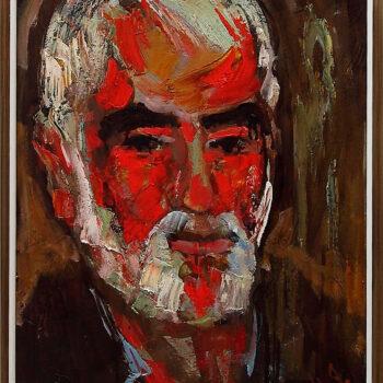 Артюша 2014 52х41 орг 350x350 - Portrait of Artyush, 52x41, oil on faberboard, 2014