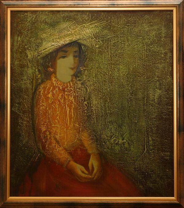 Карины 1991 хм 4 600x679 - Gallery